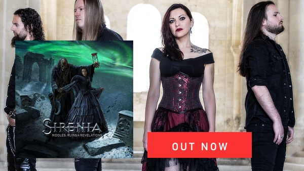 Sirenia OUT NOW